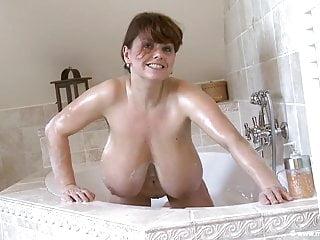 Milena in the Bath