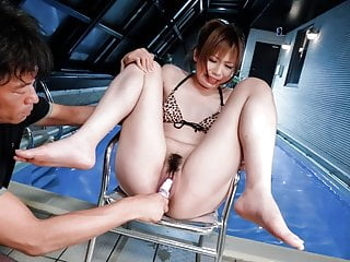 Mami Yuuki seriously fucked with toys d - More at Pissjp.com