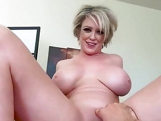 FantasyMassage - MILF Dee Williams POV SQUIRT and Massage