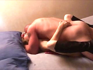 Fit man having intense sex with horny MILF