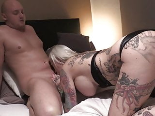 Fucking Tattoo Escort Girl