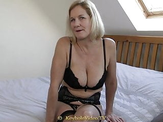 British Milf Molly