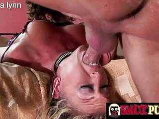 Smut Puppet - Sucked off by Horny Mommies Compilation Part 7
