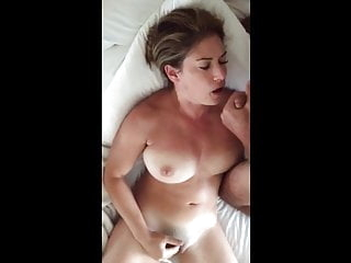 Slut wants a morning facial everyday