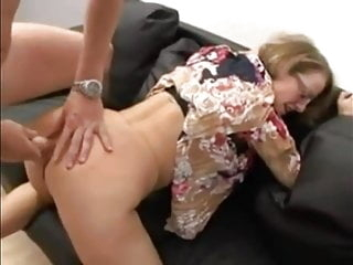 german cougar anal